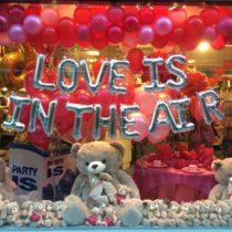 Alla hjärtans dag – Valentin`s day